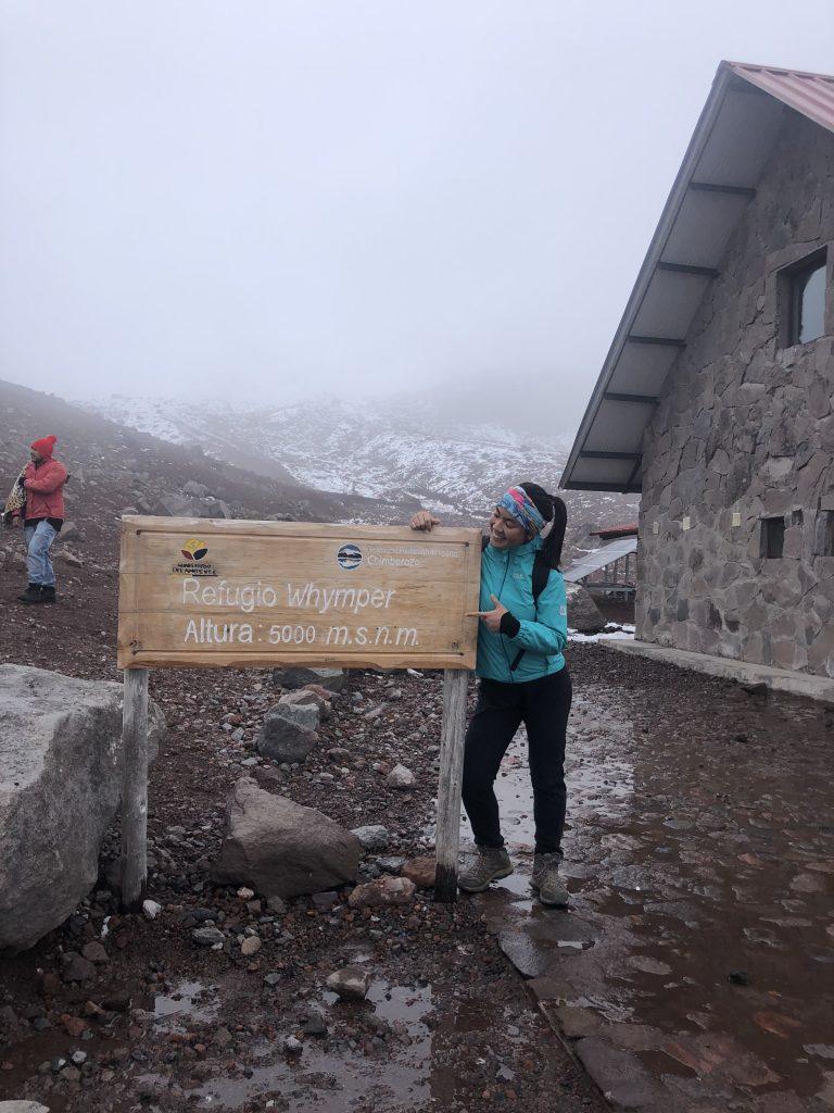 Climbing Chimborazo