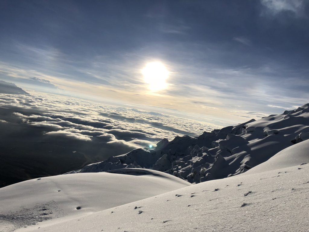 cotopaxi hike
