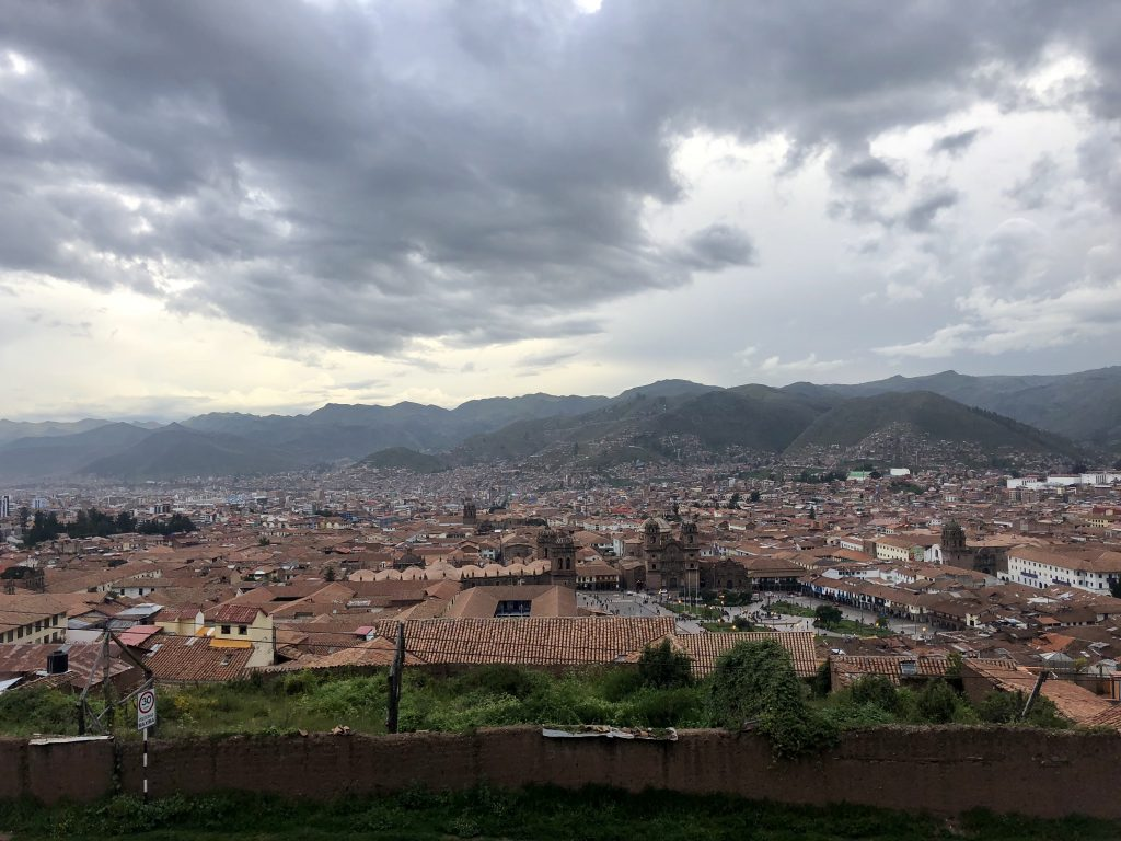 cusco cityview