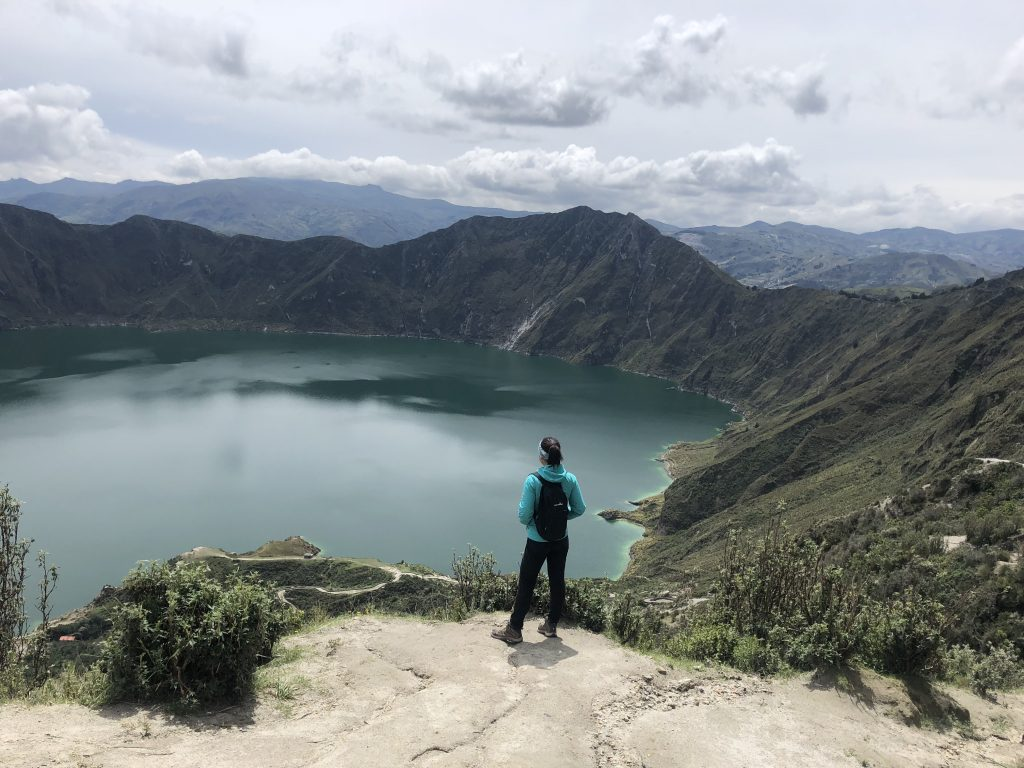 Quilotoa, Latacunga, Ecuador