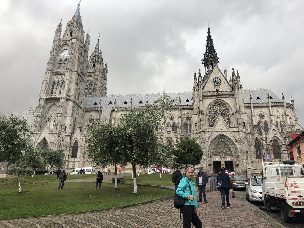 Quito centre