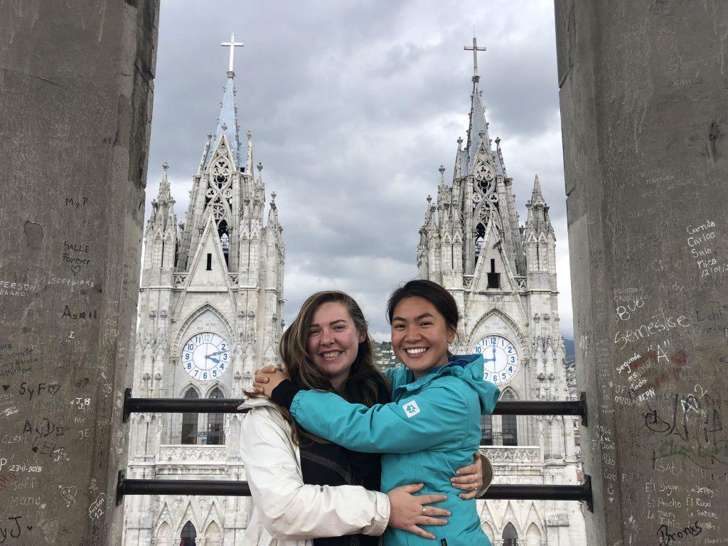 La Basilica viewpoint