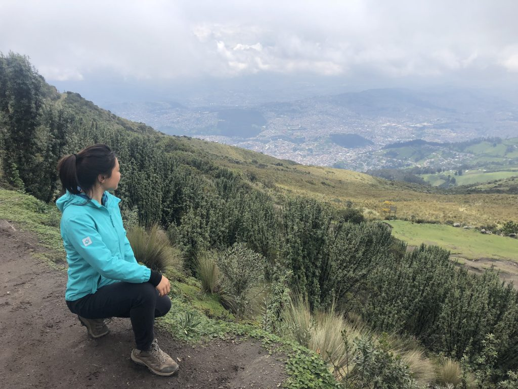 view point in quito