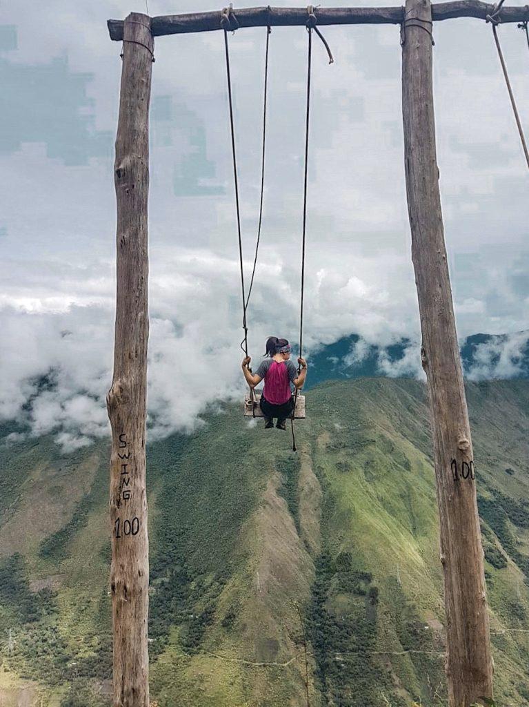 Swing in peru