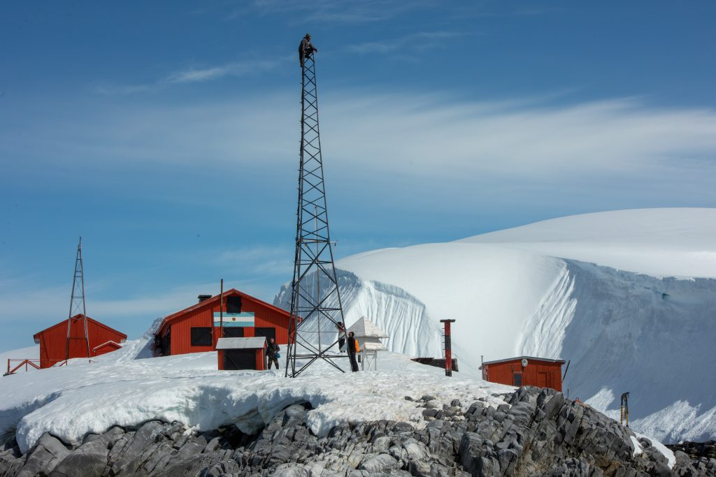 Antarctica adventure