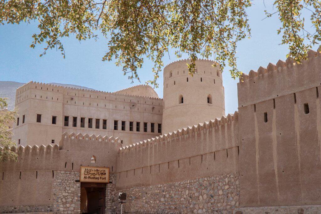 Al Rustaq Fort