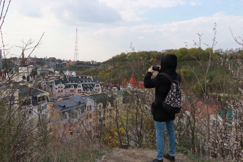 Kiev in April