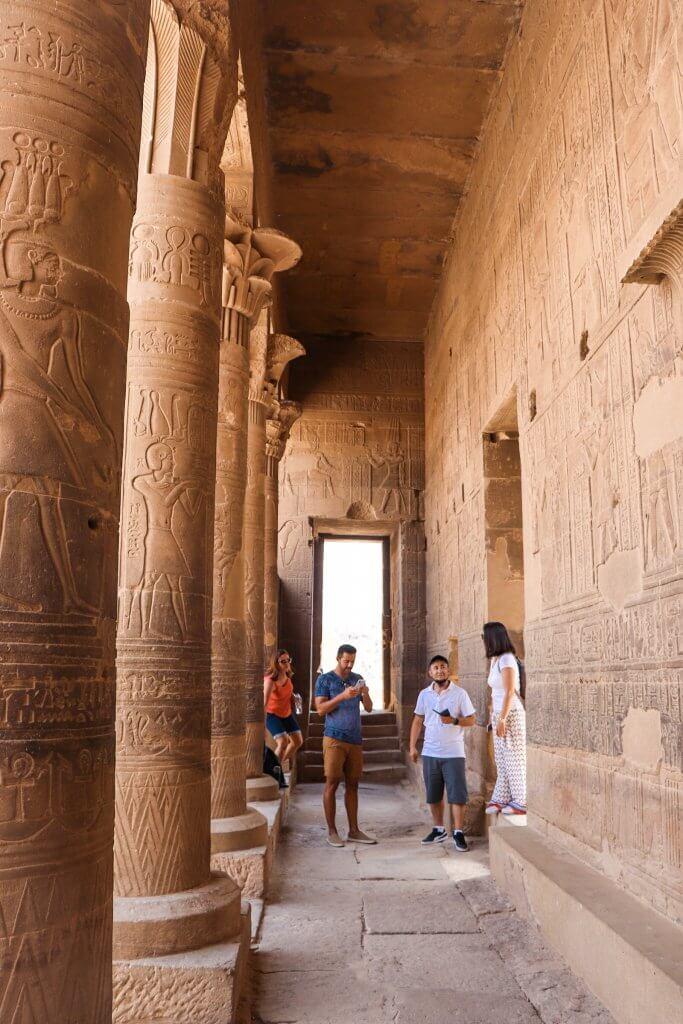 columns philae