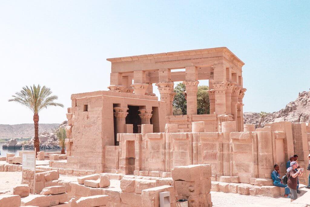 Temple Philae Egypt
