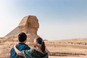 The Sphinx Egypt
