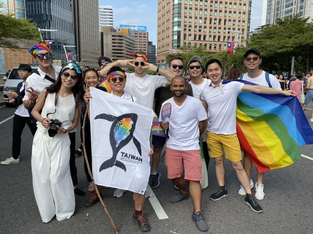 Pride Taipei 2019