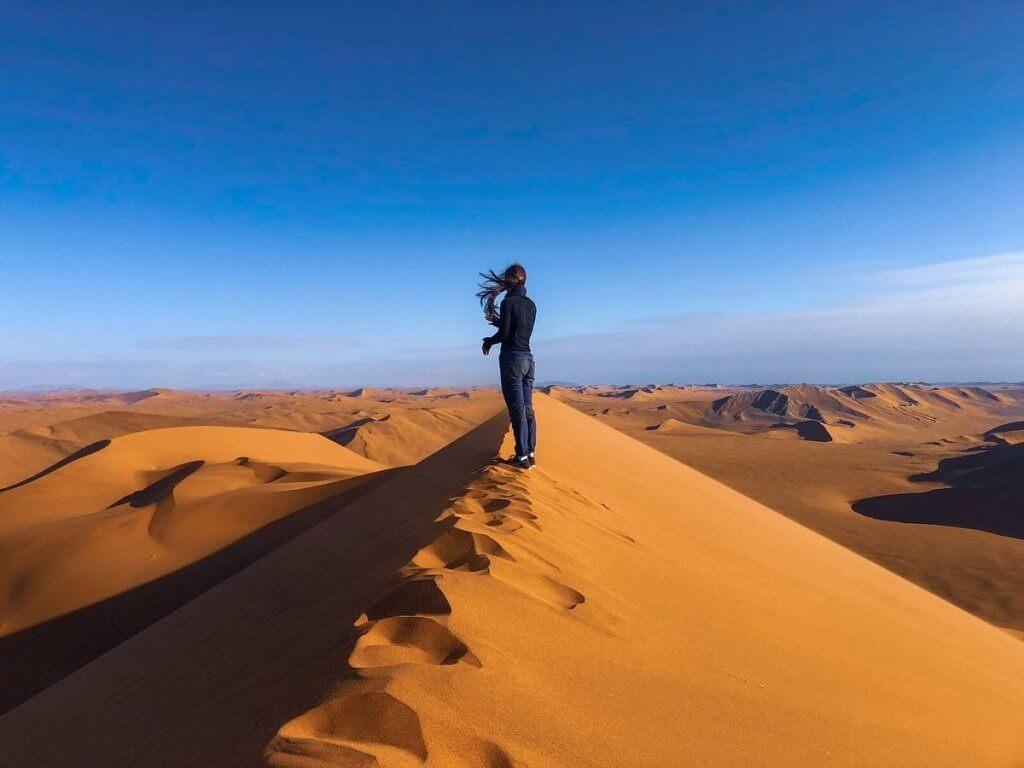 New Year 2021 Namibia