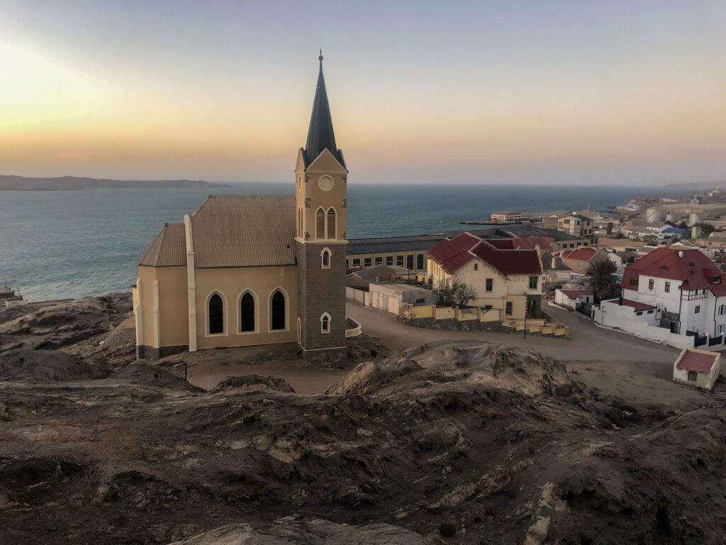 Lüderitz in Namibia