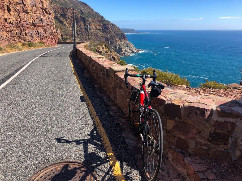 Riding Bike Cape Town